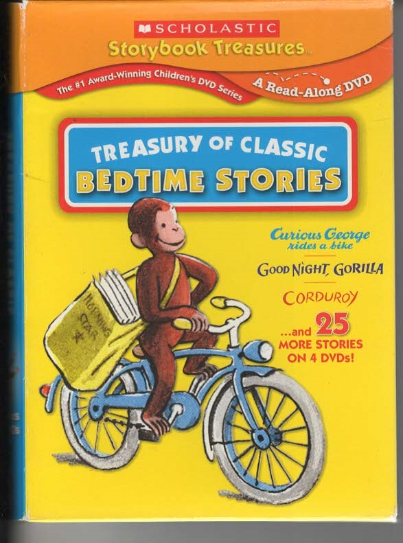 Image for Treasury of Classic Bedtime Stories (Scholastic St