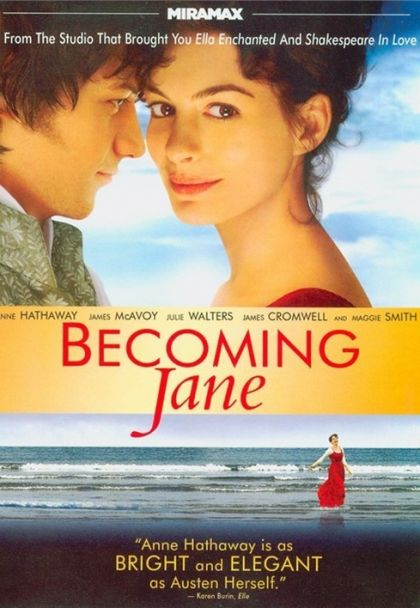 Image for Becoming Jane