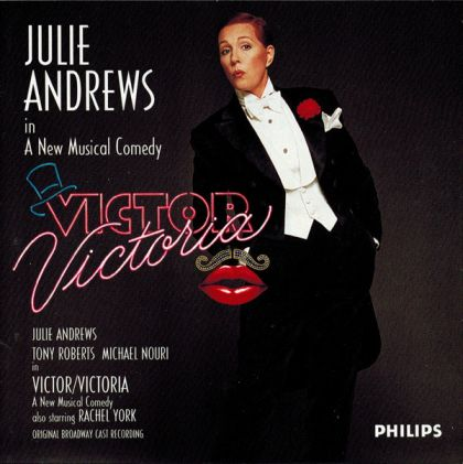 Image for Victor/Victoria: A New Musical Comedy - Original B