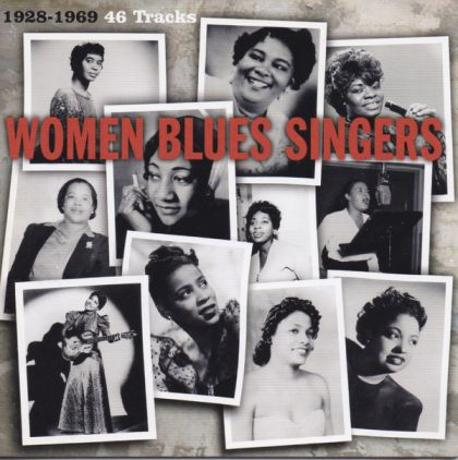 Image for Men Are Like Street Cars... Women Blues Singers 19