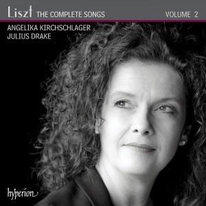 Image for Liszt: The Complete Songs, Vol. 2