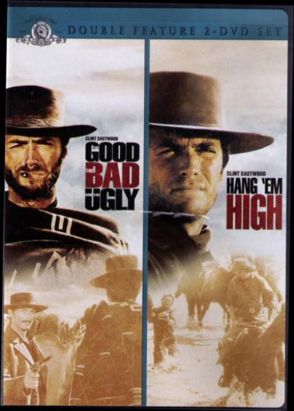 Image for Clint Eastwood Double Feature: The Good The Bad An