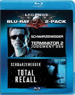 Image for Terminator 2: Judgment Day / Total Recall