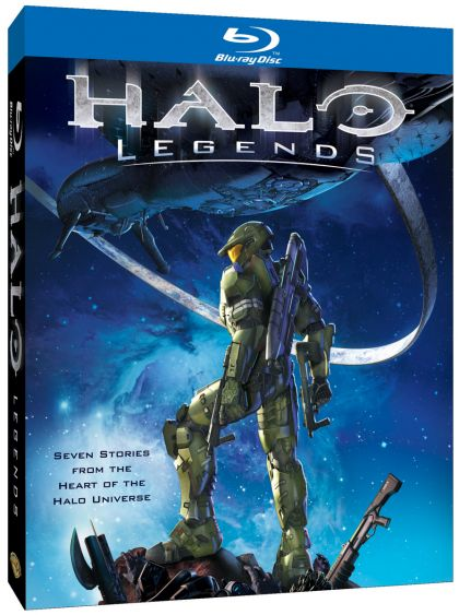 Image for Halo Legends