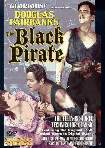 Image for The Black Pirate