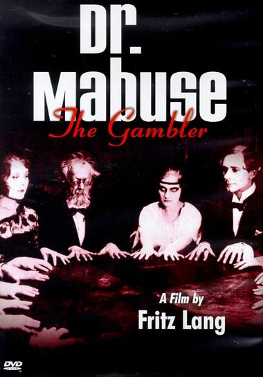 Image for Dr. Mabuse The Gambler