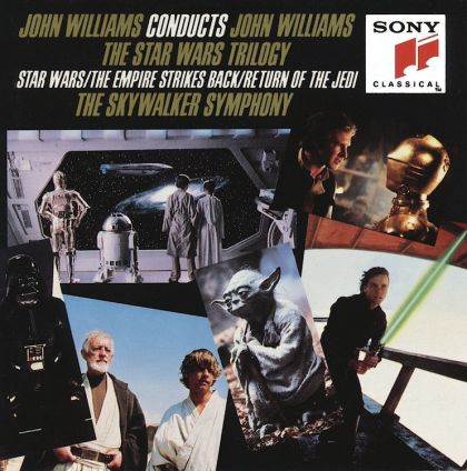 Image for John Williams Conducts John Williams - The Star Wa