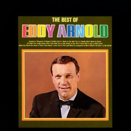 Image for The Best Of Eddy Arnold