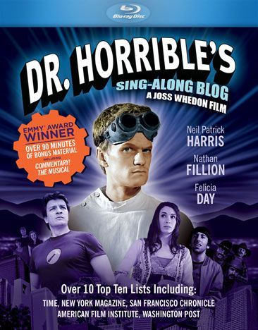 Image for Dr. Horrible's Sing-Along Blog