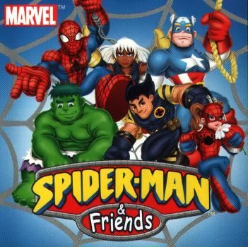 Image for Spider-Man And Friends