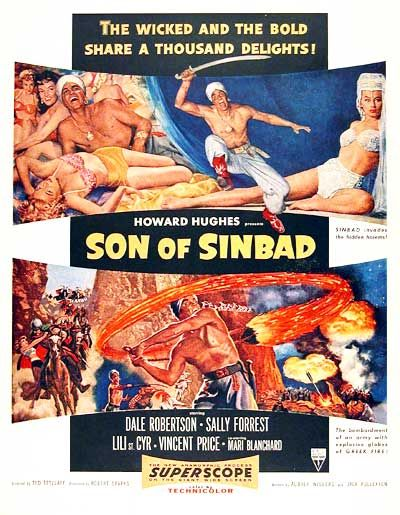 Image for Son Of Sinbad