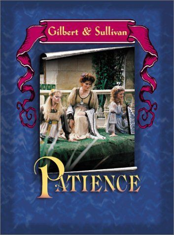 Image for Patience: Gilbert And Sullivan: London Symphony Or