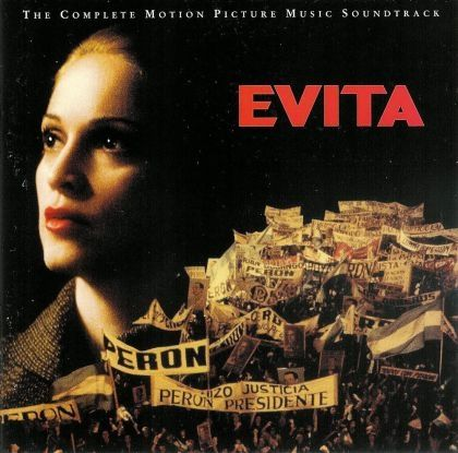 Image for Evita - The Complete Motion Picture Music Soundtra