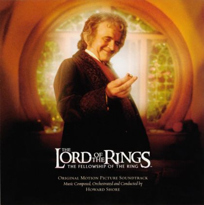 Image for The Lord Of The Rings: The Fellowship Of The Ring