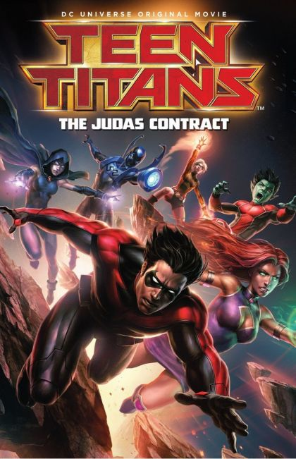 Image for Teen Titans: The Judas Contract