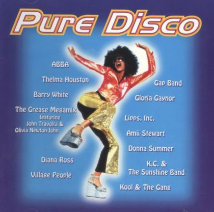 Image for Pure Disco