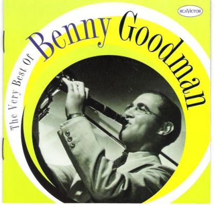 Image for The Very Best Of Benny Goodman