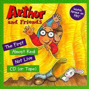 Image for The First Almost Real Not Live Cd (Or Tape)